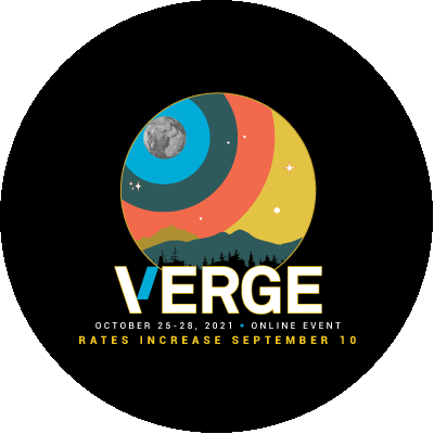 CharIN is proud to be Community Partner at VERGE 21!