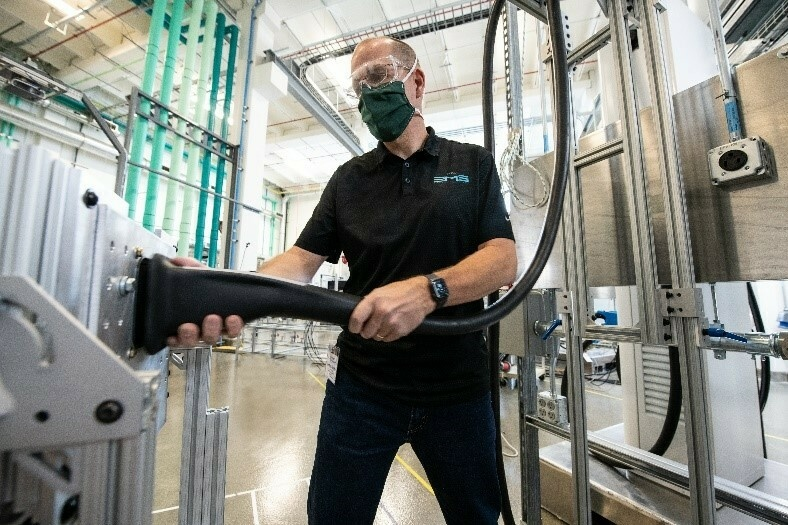 The CharIN path to Megawatt Charging (MCS): Successful connector test event at NREL